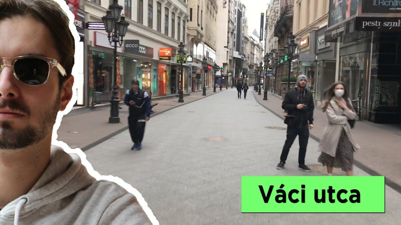 Rá sem ismerni a Váci utcára a járvány alatt – PapperlaPapp Extra