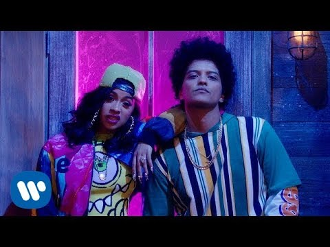 Mix - Bruno Mars - Finesse (Remix) [Feat. Cardi B] [Official Video]