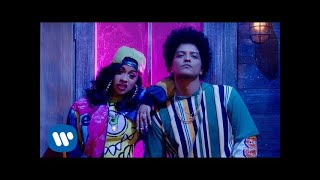 Bruno Mars - Finesse (Remix) (feat. Cardi B) (Official Music Video)