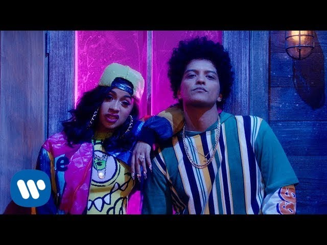 Bruno Mars - Finesse (Remix) [Feat. Cardi B] [Official Video] #1