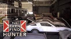 Forgotten warehouse full of cars must go!   Barn Find Hunter - Ep. 21