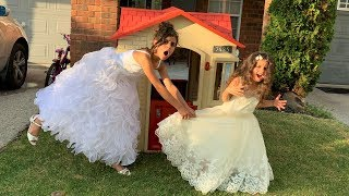 Sally and Magic Play House for Kids!