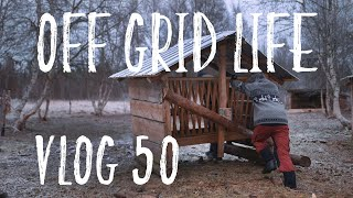 Off Grid Life | The winter came
