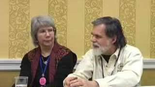 Sharon and Steve at SellarCon  33, April 2009
