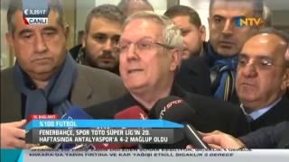 Aziz Yıldırım Galatasaray'ın tarihi şike ile dolu