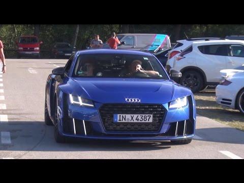 Audi Tt Clubsport Turbo Concept Start Up Sound Wörthersee 2017