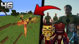 Zapętlaj REMANENTES DE TIEMPO   Minecraft THE FLASH T2   EP46   SPEEDSTER HEROES MOD 1.12   BaKy Gaming