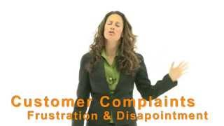 Handling Customer Complaints The Right Way - Call Today 877-845-6651