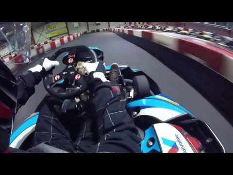 Course Karting Brussels South Frasnes-Lez-Gosselies | 16/02/16