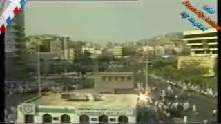 (الجيش الأردني العربي) أثناء تحرير مكة المكرمة من الشيعه عام 1989