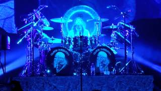 Black Sabbath Prag 7/12/2013 - Rat Salad & Complete Drum Solo HD