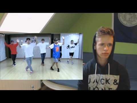 BTS 'Dope' mirrored Dance Practice REACTION