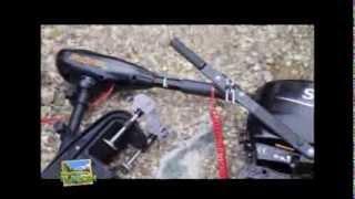 лодочные электромоторы видео