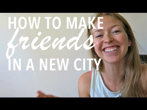 How To Make New Friends | 8 Powerful Tips to Build Your Social Circle & Meet People from YouTube · Duration:  8 minutes 22 seconds