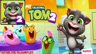 My Talking Tom 2 - Gameplay Part 1 (Android iOS)