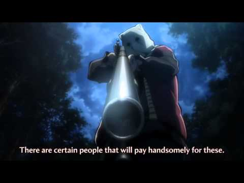 Shingeki no Kyojin OVA 3 Clip 1 - Bandits ... And Eren Isn't Kidnapped for Once