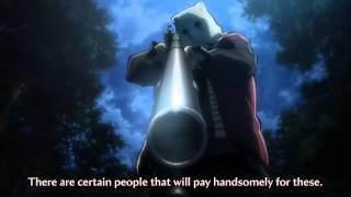 Shingeki no Kyojin OVA 3 Clip 1 - Bandits ... And Eren Isn