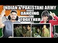 Indian Reaction On India, Pakistan Armies Dance Together On Bollywood Songs In Russia #KrishnaViews