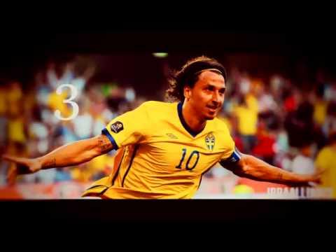 Zlatan Ibrahimovic - Top 10 Goals Ever Sweden