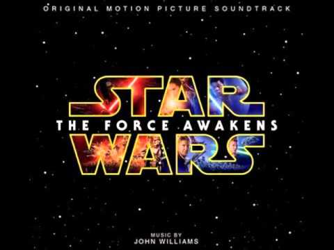 Star Wars: The Force Awakens - 06 - Rey's Theme