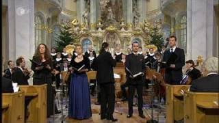Frauenkirche Dresden J.S.Bach WO BWV 248 Teil 63 Rezitativ und 64 Chor Nun seid ihr wohl gerochen