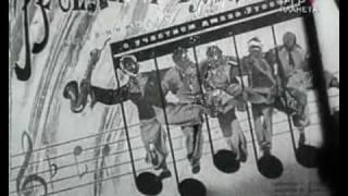 Tsirk-El circo (Grigori Alexandrov, 1936). Títulos y secuencia inicial.