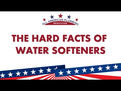 The Hard Facts Of Water Softeners