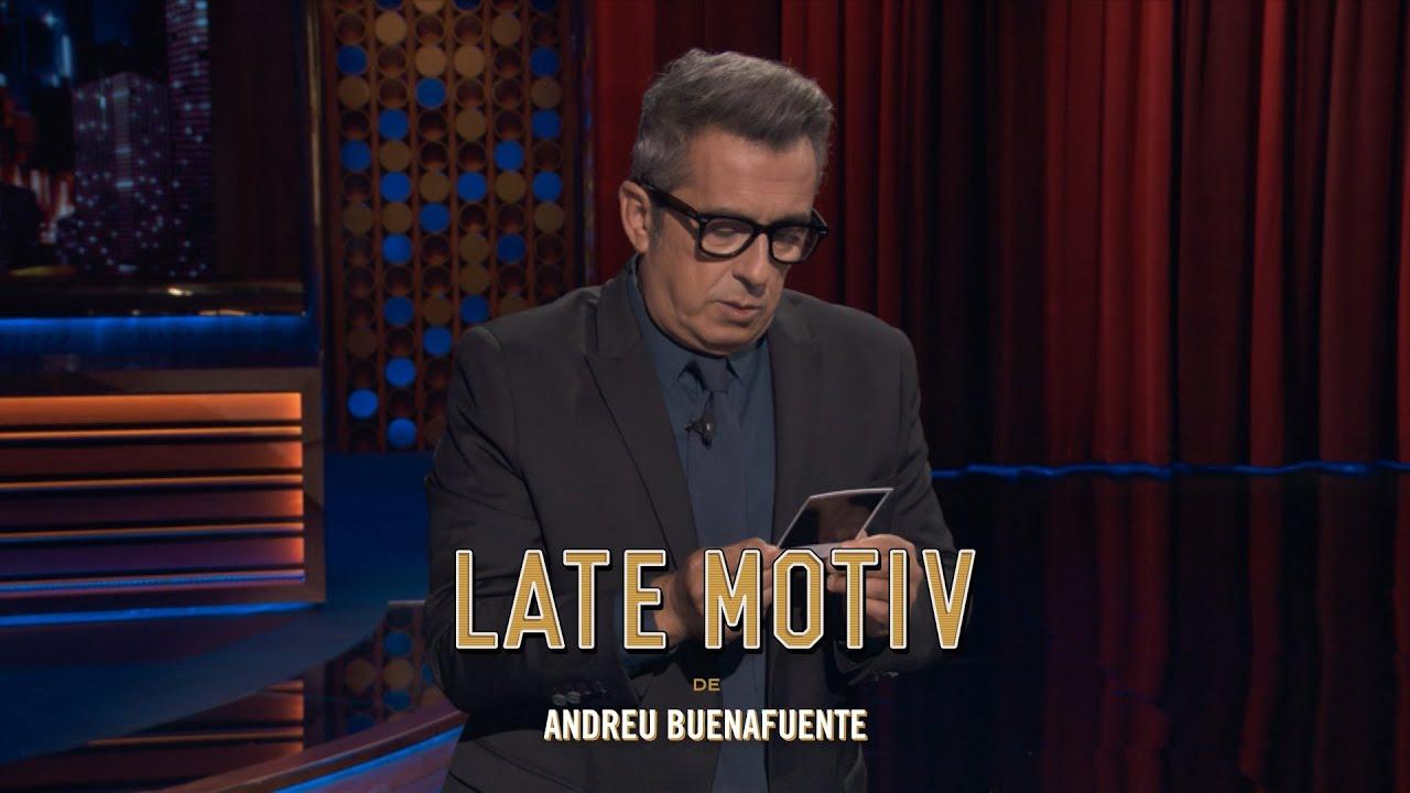 LATE MOTIV - Monólogo. En Congreso Maestro Yoda citar   #LateMotiv877
