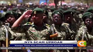 Suspected NYS looters summoned at CID headquarters