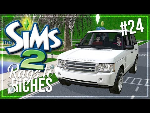 The Sims 2 | Rags To Riches - Part 24 - NEW CAR!!