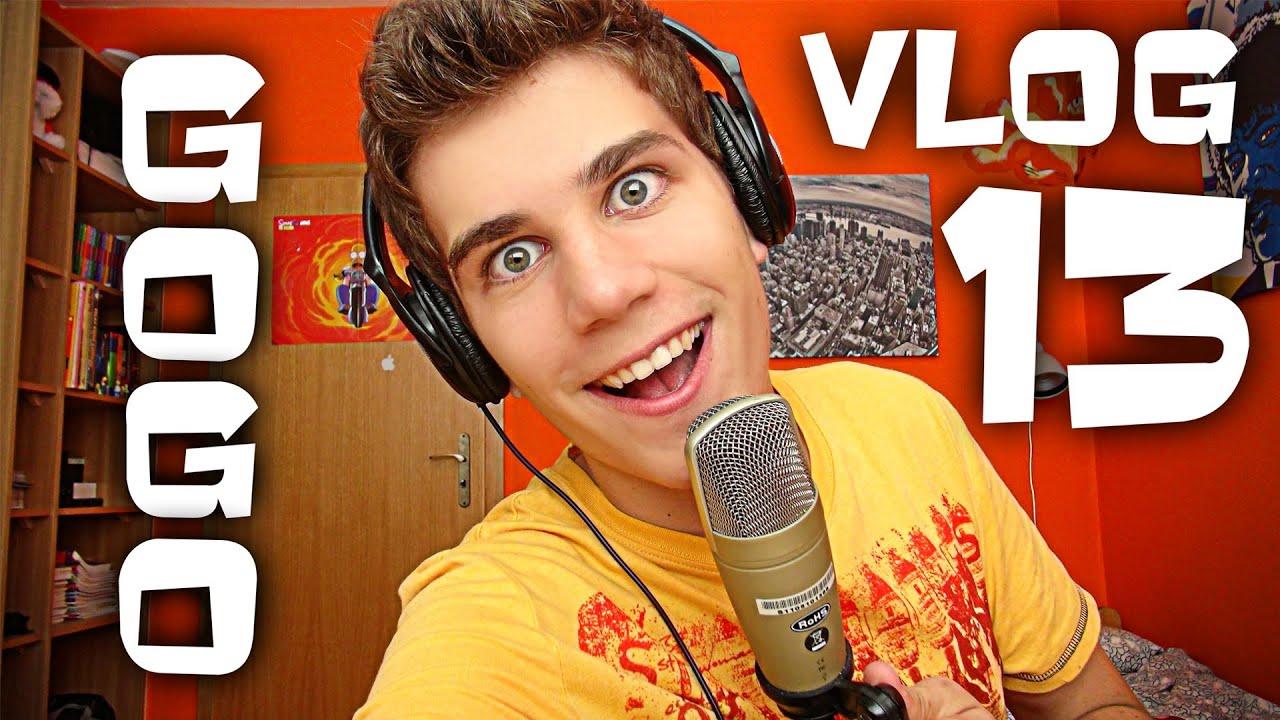 GoGo's Vlog Number_13 [Slovensky] - Ako zbaliť ženu ?!