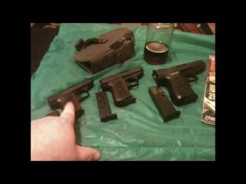The Jimenez Line of Pistols