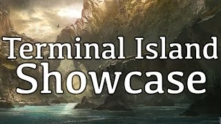 Terminal Island Showcase - Randomly Generated Survival Game - Project Spark