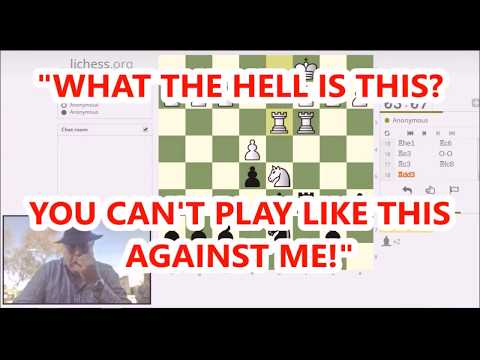 Carlini Plays A Coffee Chess King Patron! (Has Sweet Mate + Tactic!)
