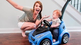 I Bought My Baby A New Car!
