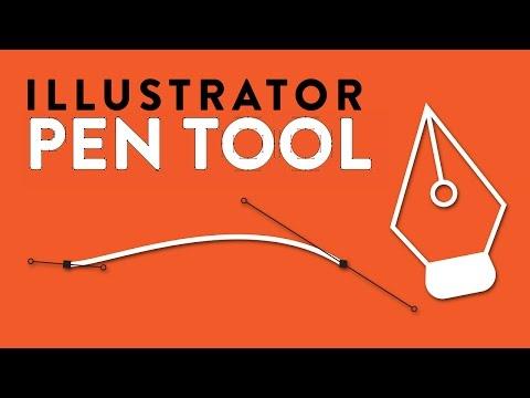 Adobe Illustrator   Pen Tool Tutorial