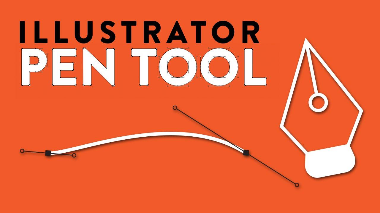 Adobe illustrator pen tool tutorial youtube baditri Image collections