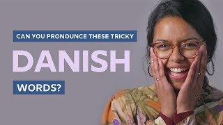 Baixar Can You Pronounce These Tricky Danish Words? | Babbel