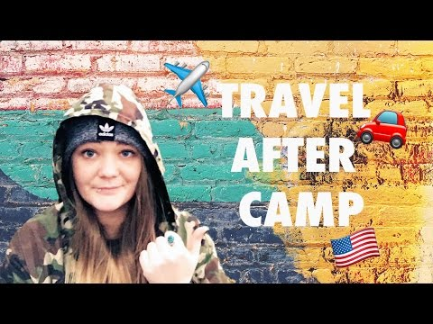Travel after camp | Tips and Advice
