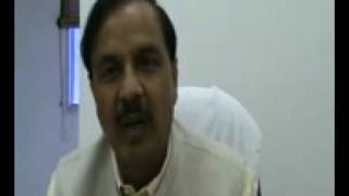 Dr Mahesh Sharma CMD Kailash Hospital Extending New Year Greetings