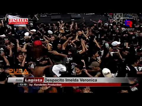 Banjir Penonton | Despacito | Imelda Veronica | LAGISTA Live Boyolali | KENDEDES ERPRO PUMA