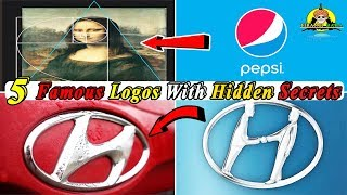 5 Famous Company Logo with Hidden Meaning Behind | LEARNERBOY 😎 | 5 Company के Logos मे छुपी कहानी