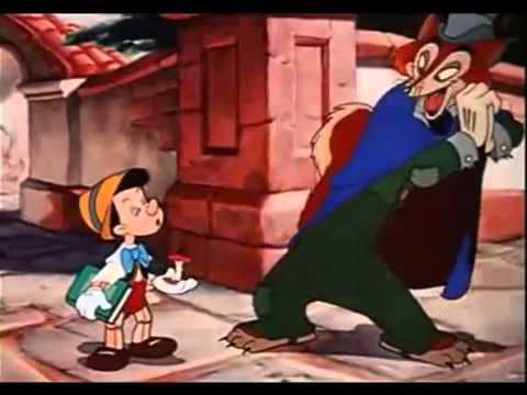 Pinocho - El arte es para mí