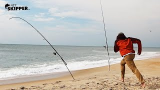 EASY SURF FISHING TIPS- H๐w to catch the MOST fish on the beach!