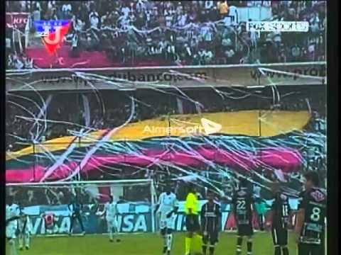 Liga De Quito campeon de la Copa sudamericana 2009 homenaje fox sports completo