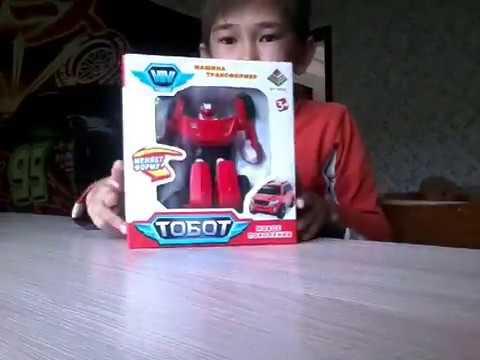 Tobot Z (Unboxing)