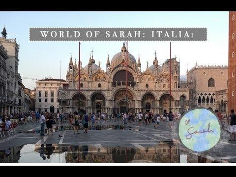ITALIA / travel vlog #1