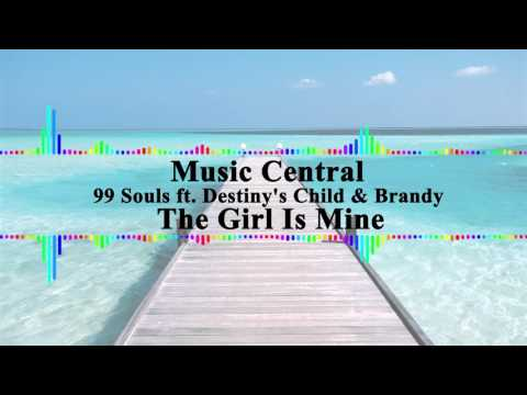 99 Souls ft. Destiny's Child & Brandy - The Girl Is Mine[Speed Version]