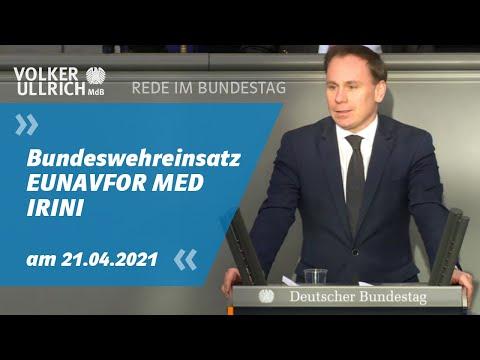 Bundeswehreinsatz EUNAVFOR MED IRINI