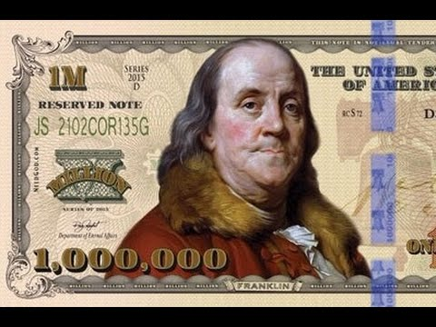 Tip Leave A Million Dollar Bill Tract Between The Real Bills When You At Restaurant